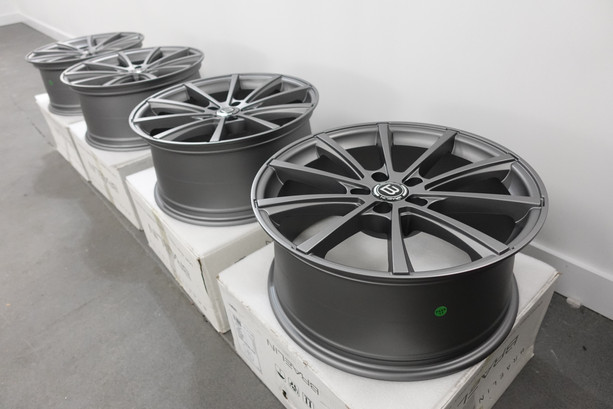 Ceramic Coating Rims