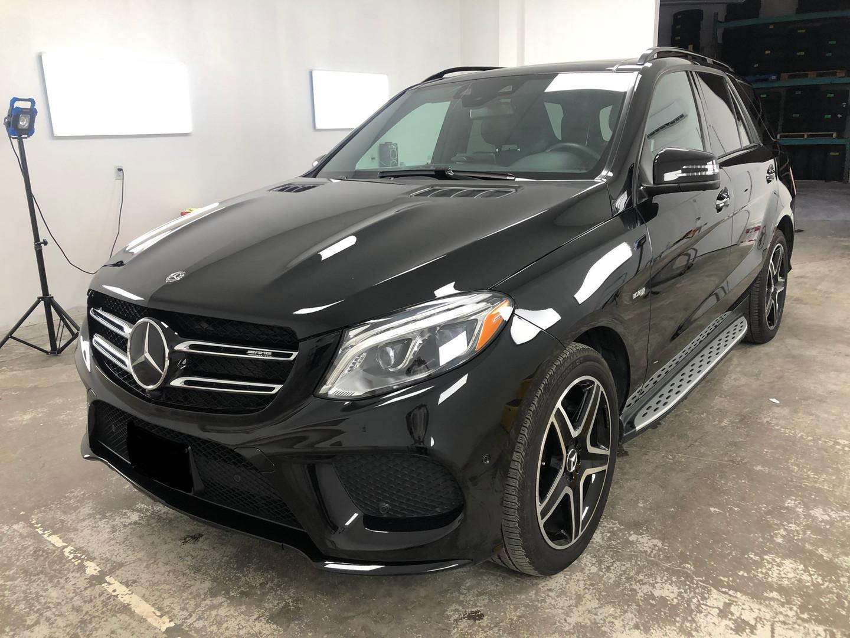 Mercedes Benz ceramic coating
