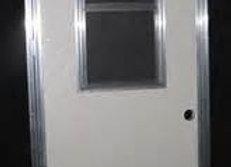 Outswing Exterior Door