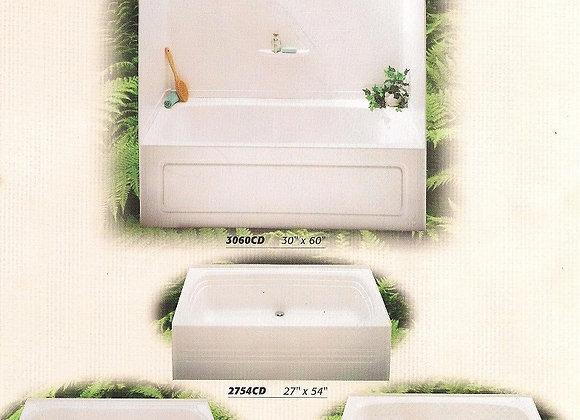 Bath Tubs & Shower Pans