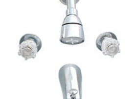2 Valve Bath/Shower Faucet
