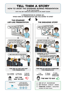 ABT template comic handout