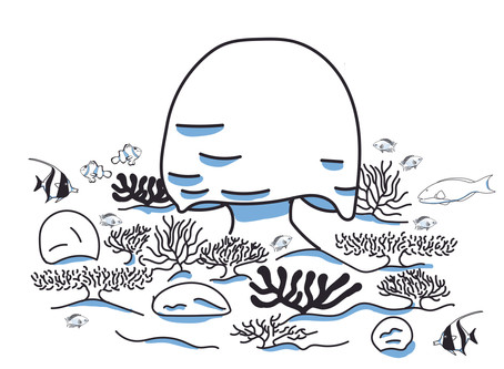 The Story of Frank the Coral: a Case Study for Science Animation Impact