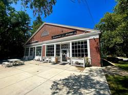 Pinehurst Front of Store