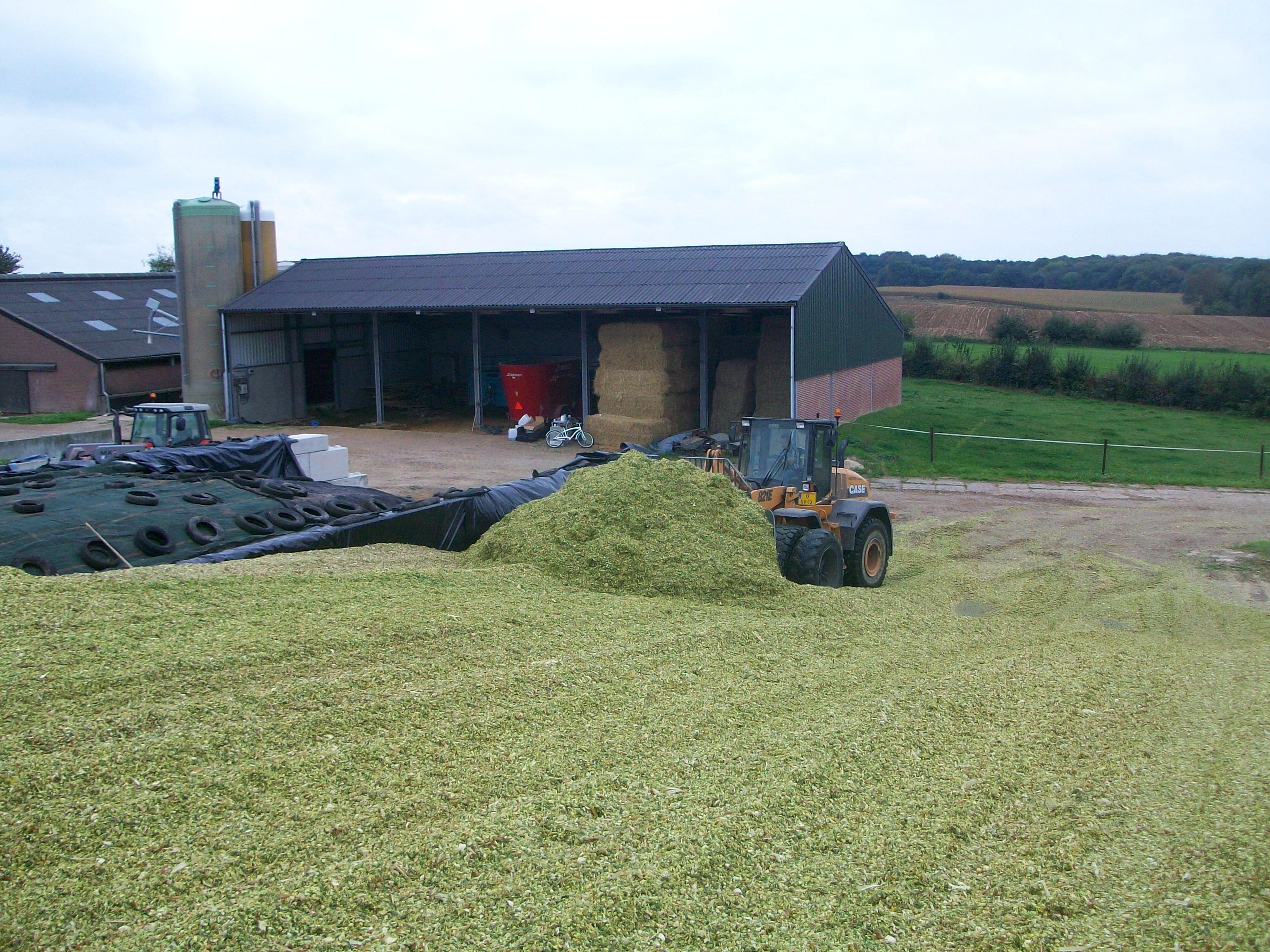 silage eater 5