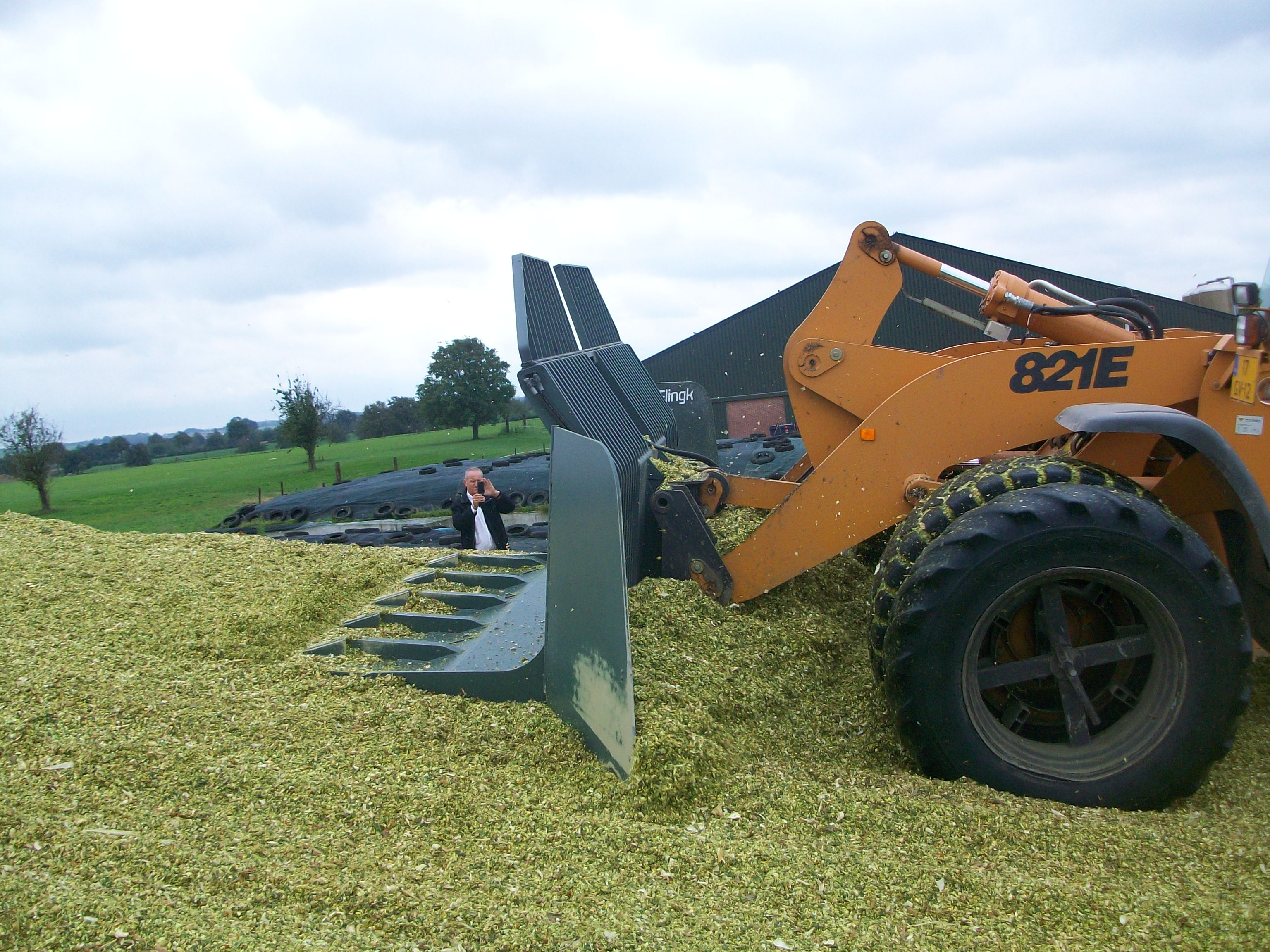 silage eater 3