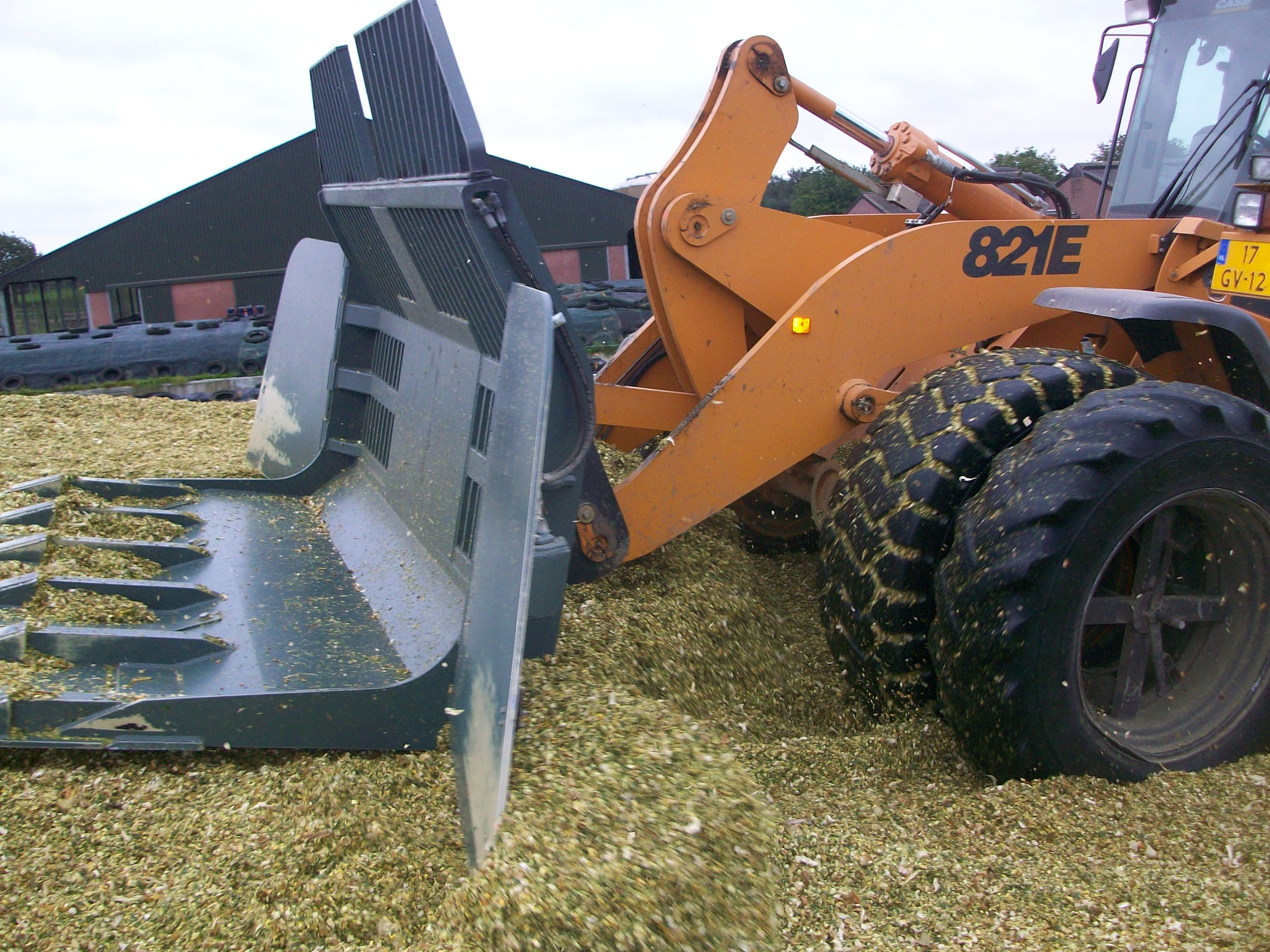 silage eater 4