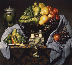 FRUIT, GIFT AND OPERA GLASSES (1995)