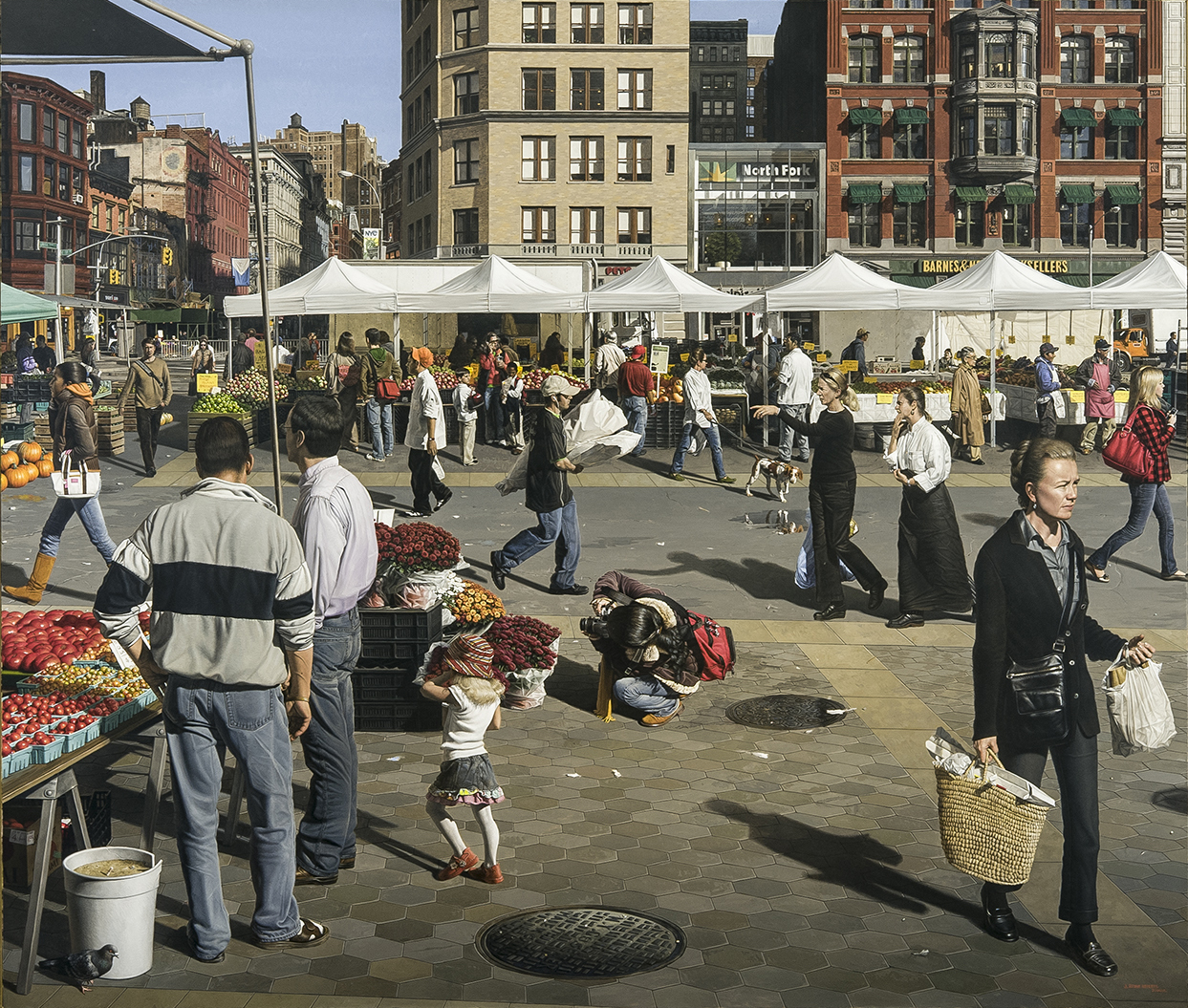 THE MARKET AT UNION SQUARE: FALL 2006 (2006/08)