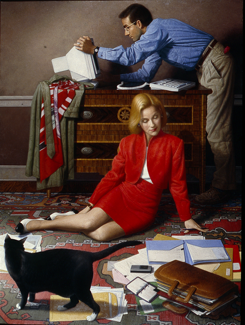 PORTRAIT OF A MARRIAGE (1988)