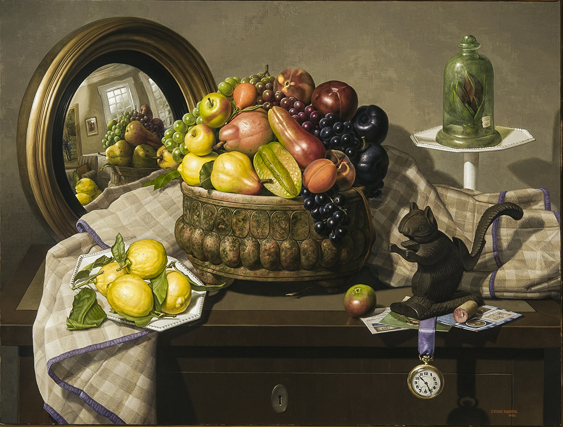 ENGLISH FORCER STILL LIFE (2005)
