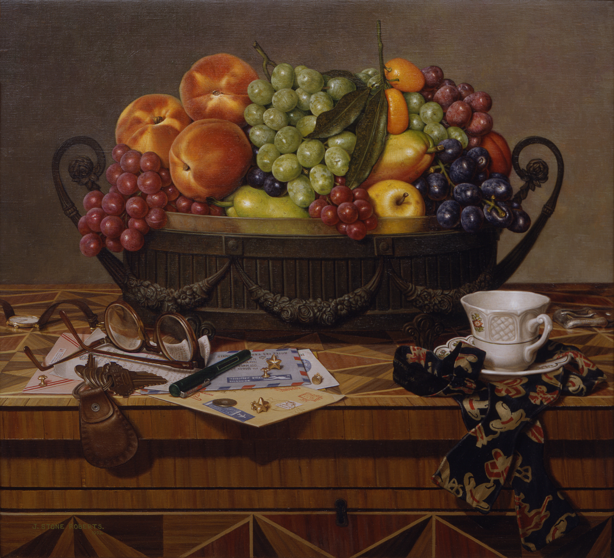 DRESSING TABLE STILL LIFE (1993)