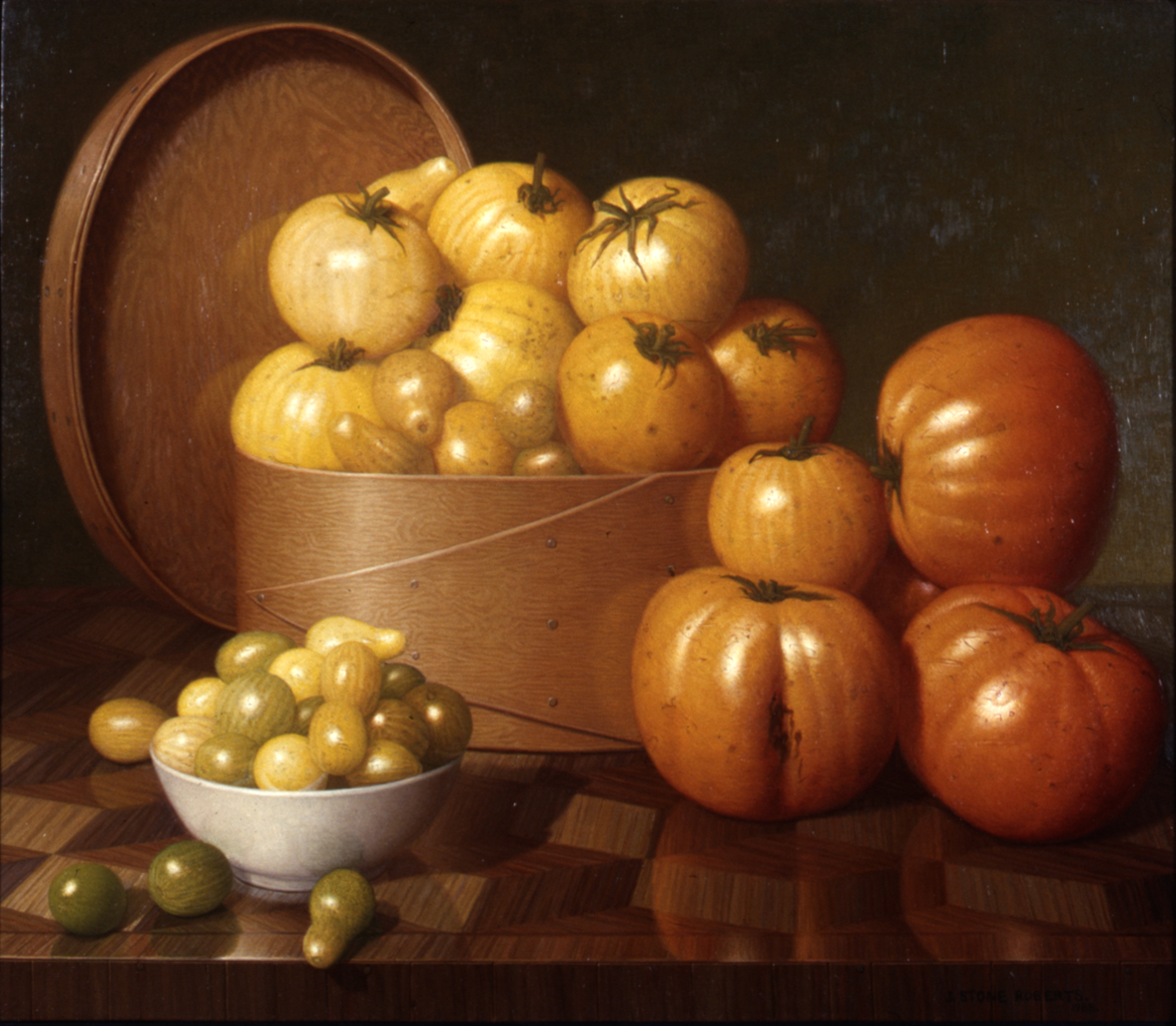 YELLOW TOMATOES (1987/88)