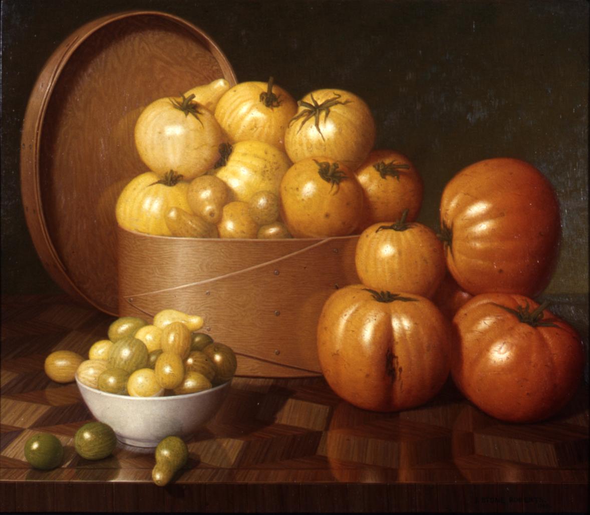 YELLOW TOMATOES (1987/88)