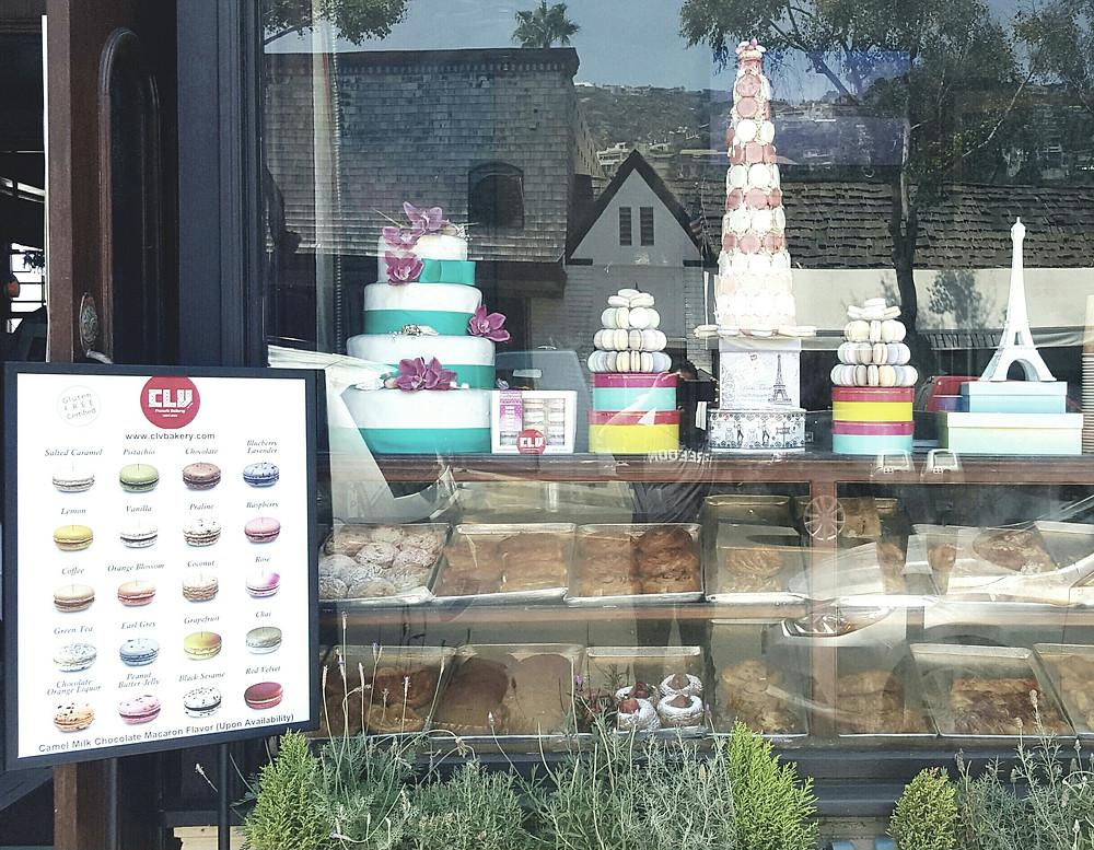 C'est La Vie Bakery , Macaron Tower