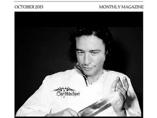Restaurateur Antonio Mecheri Featured on Food and Beverage Magazine