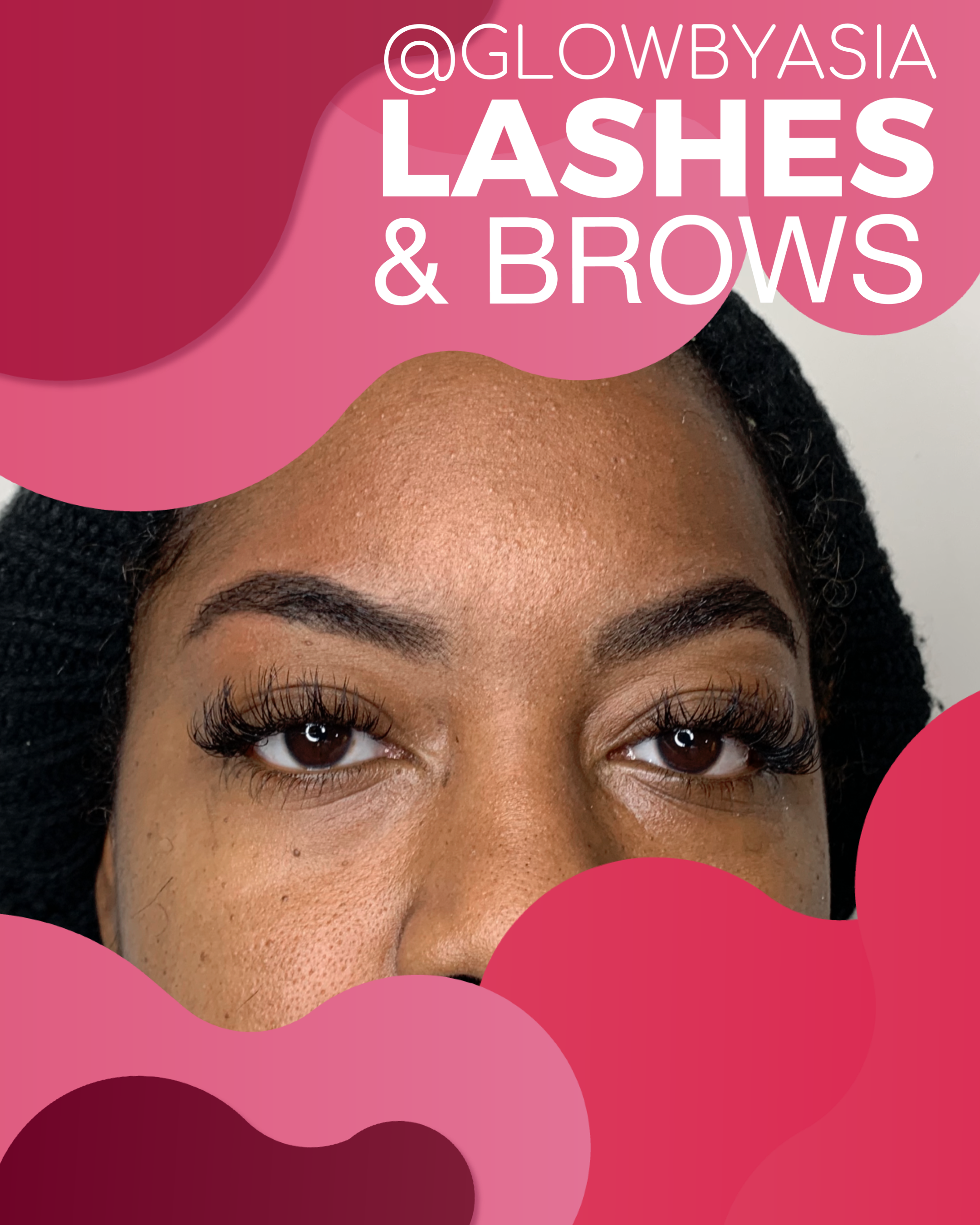 Classic Lashes & Brows