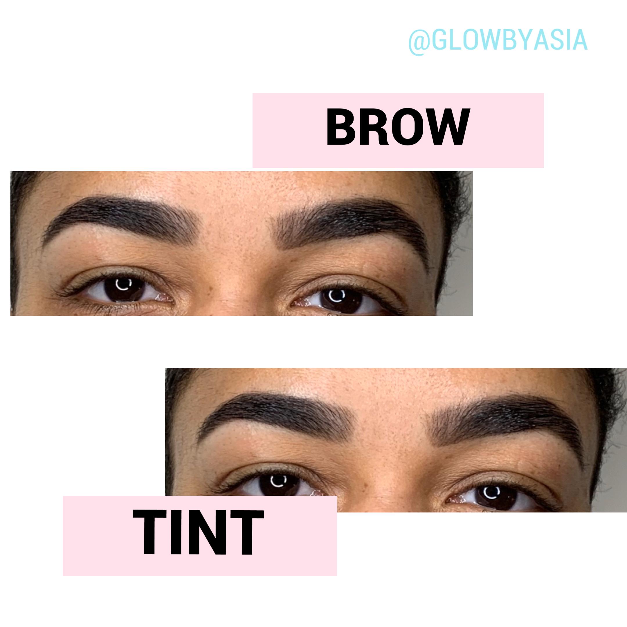 Learn Brow Tint