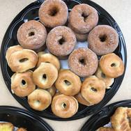 Donuts & Mini Bagels