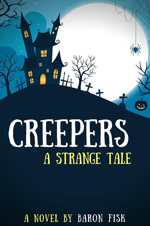 Creepers e-book cover