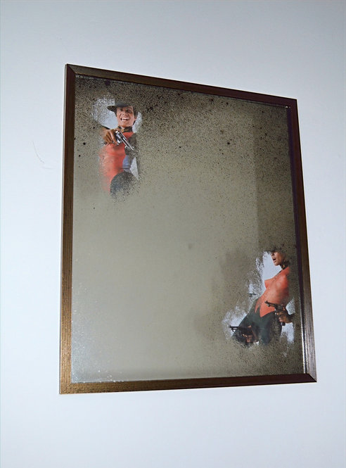 Cowboy Mirror