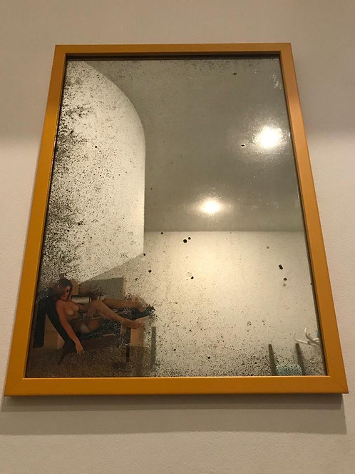 Corner Mirror