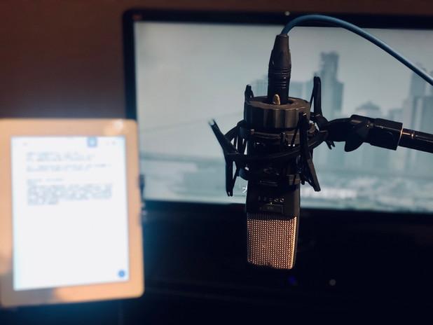 Studio Environment