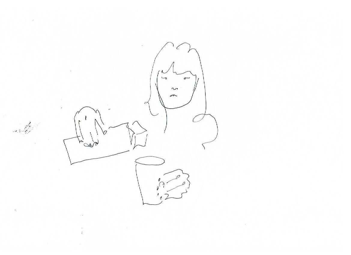 Still from 'Neck Animation'