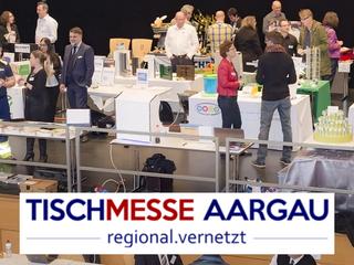 Tischmesse Aargau