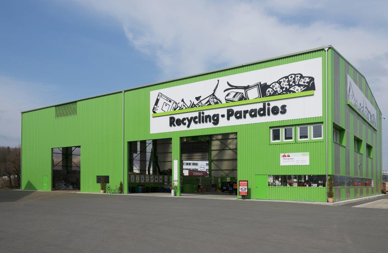Recycling Paradies