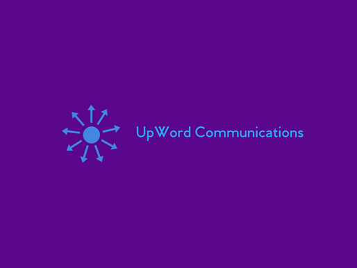 UpWord Communications– Reconciling aesthetic and the law