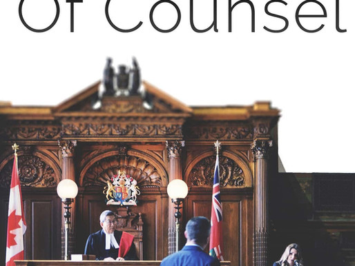 Of Counsel - Unveiling the Veiled