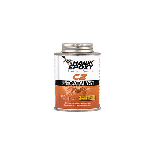 Hawk Epoxy C2 Slow Cure Catalyst - Compare to West System 206