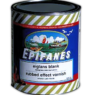 Epifanes Rubbed Effect Varnish in Mexico