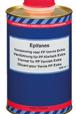 Epifanes Brush Thinner for PP Varnish Extra