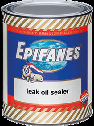 Epifanes Teak Oil Sealer in Mexico