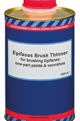Epifanes Brush Thinner in Mexico