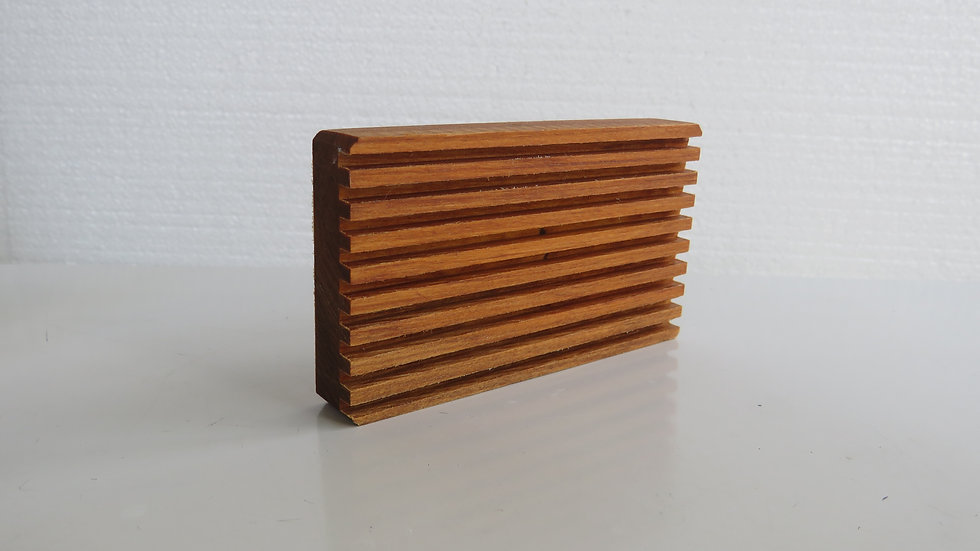 Recycled Rimu Soap Dish