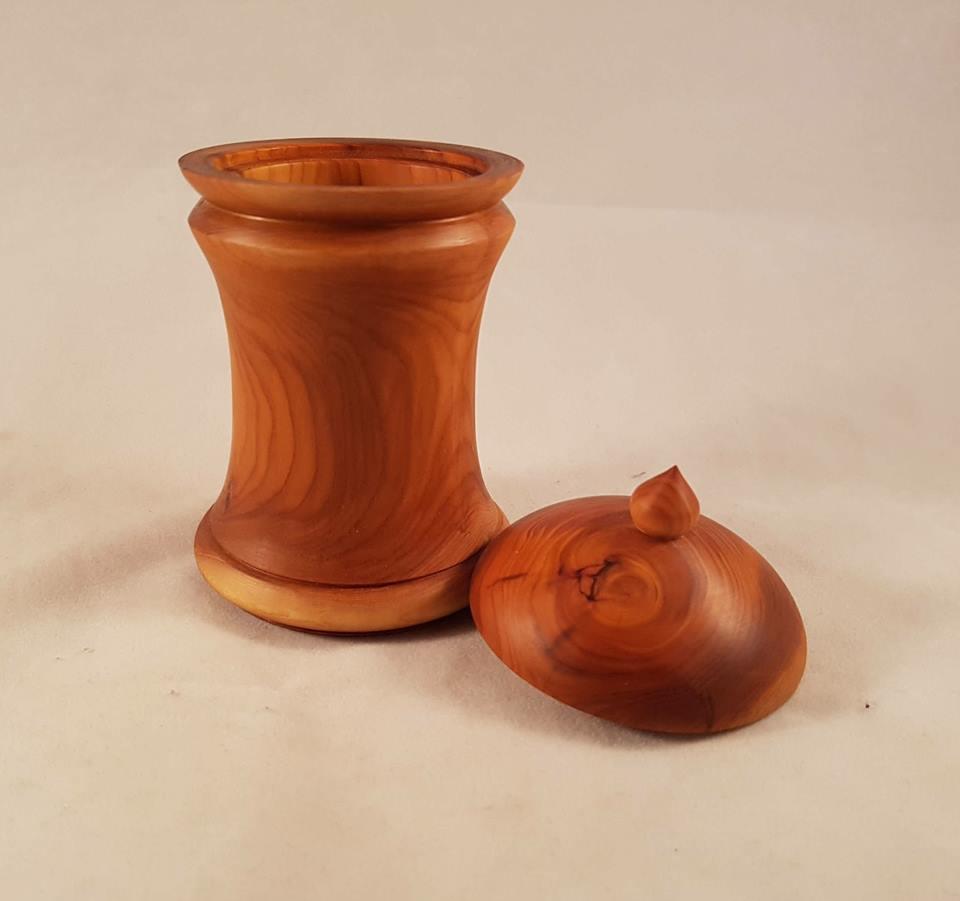 Irish Yew box