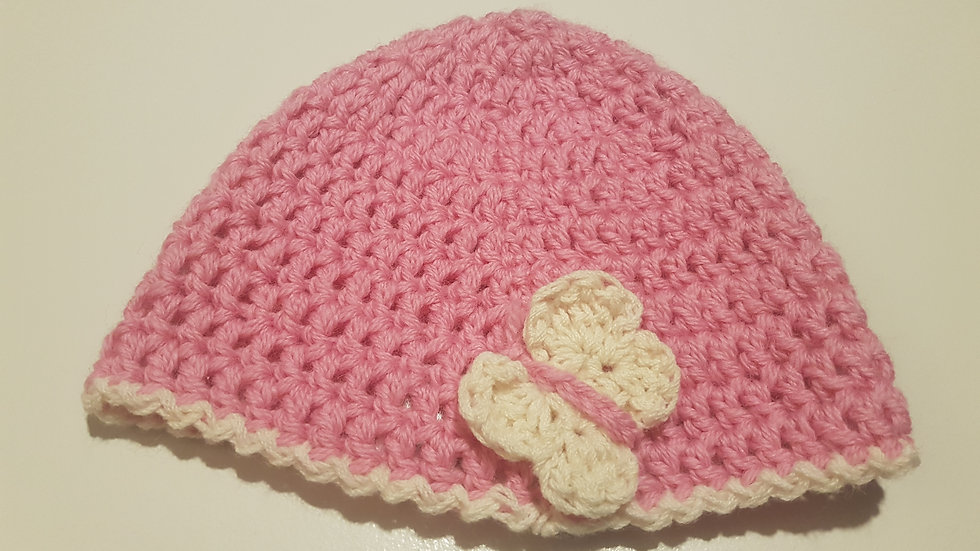Adult Crotched Beanie