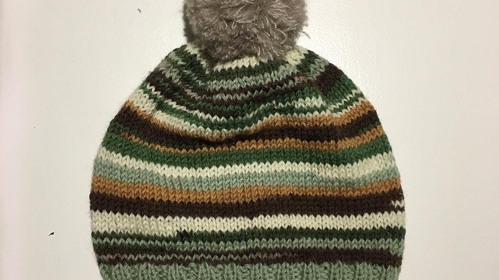 Woolen Adult Beanie