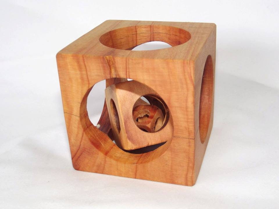 Cube within a cube