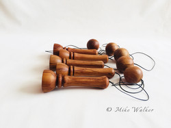 Rimu Ball and Cups