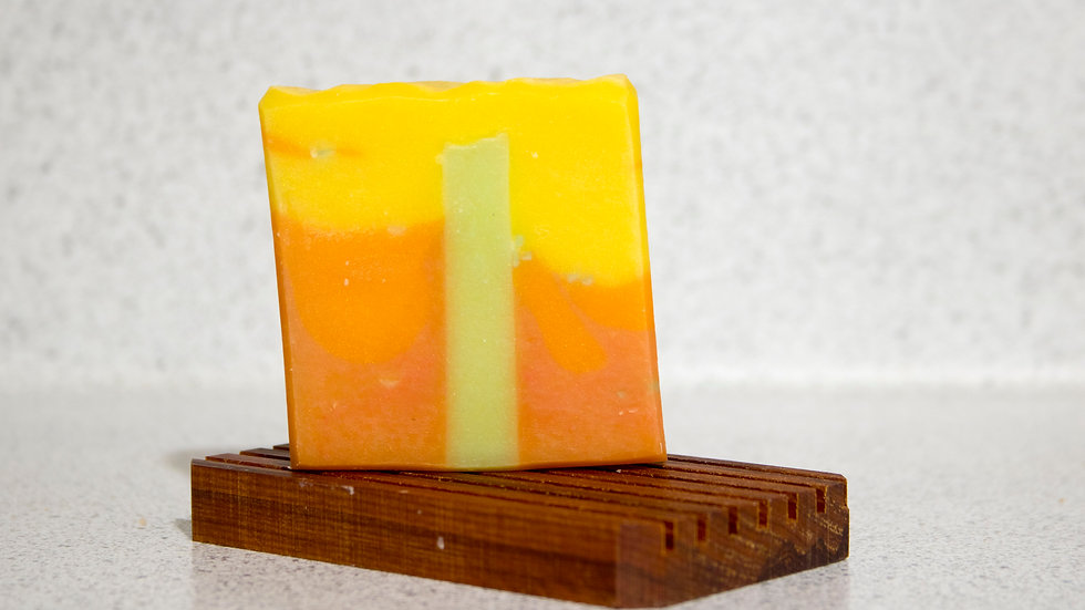 'Celebrating Autumn' Soap