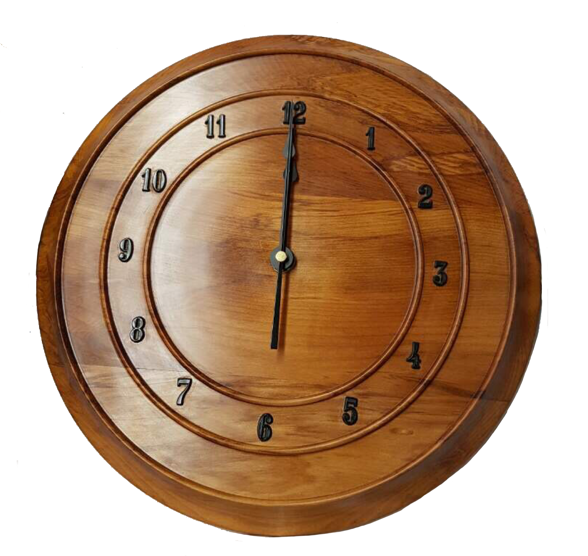 Rimu Clock