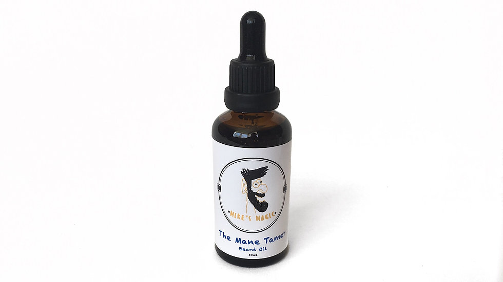 The Mane Tamer Beard Oil 50ml