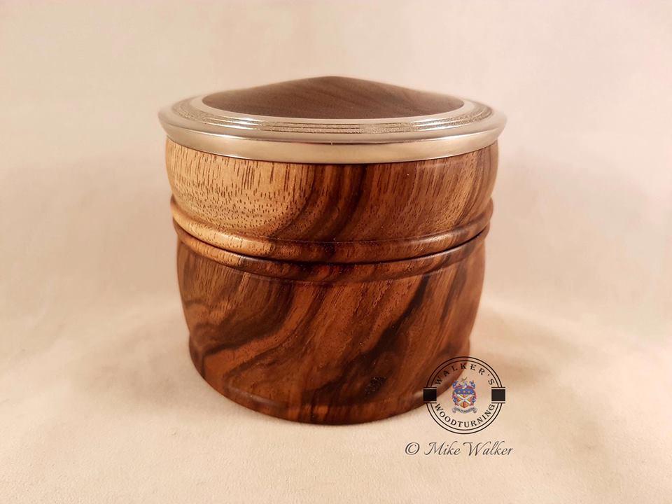 Black Walnut Box