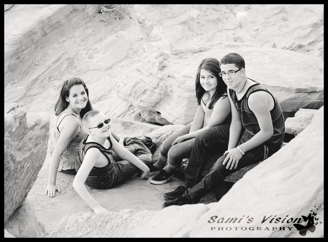 Family Fun at Valley of Fire