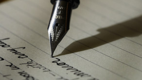 Dear Anger and Rage - The Letter You Need to Write