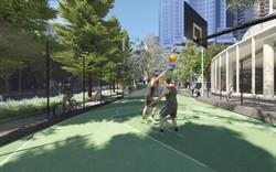 City Road to Yarra River active space